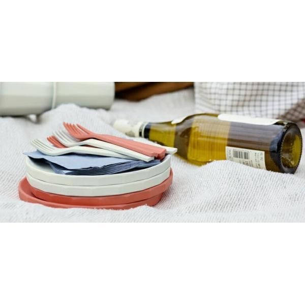 ALFRESCO プレート 19cm 食器 おしゃれ  取り皿 銘々皿|sara-cera-y|05