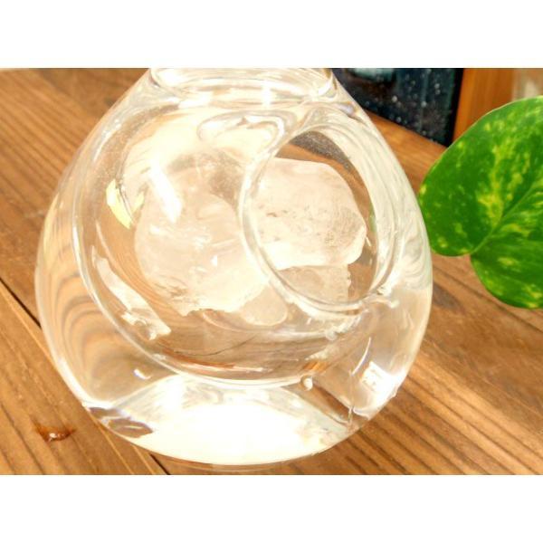 グラス ガラス 冷酒用 ポケットカラフェ 小 冷酒 徳利 sara-cera-y 02