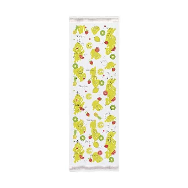 ★定形外郵便対応 布ごよみ てぬぐい フルーツポンチ 果物 長タオル 手ぬぐい お取り寄せ商品