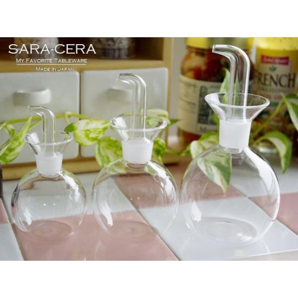ガラス 耐熱ガラス ソースボトル S|sara-cera-y|03