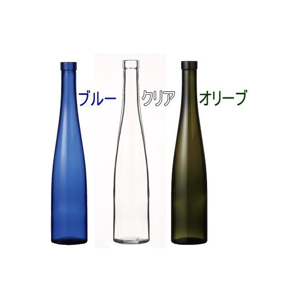 コルク栓付 スリム ボトル 375 Φ27×H297mm(375ml)|sara-lia|02