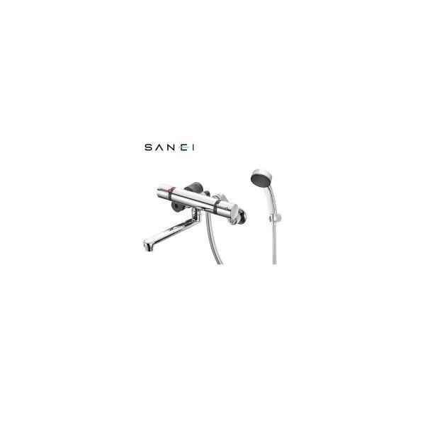 三栄水栓SANEIサーモシャワー混合栓SK18520S9-13お風呂節約風呂シャワーヘッドバスルーム節水水圧アップ4973987