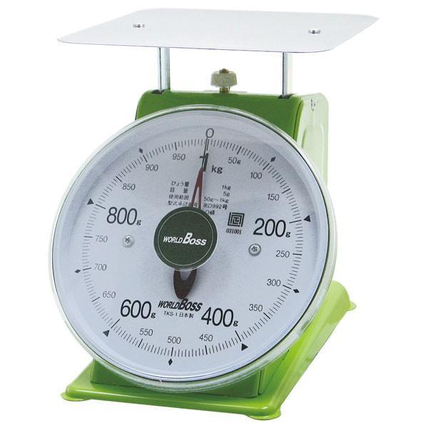 (業務用・上皿はかり)中型上皿自動秤 TKS-2 2kgワールドボスフレッシュ(入数:1)