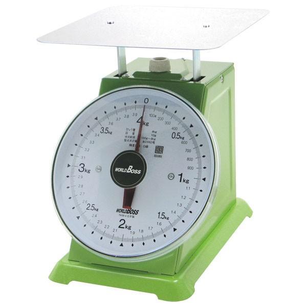 (業務用・上皿はかり)並型上皿自動秤 TKM-2 2kgワールドボスフレッシュ(入数:1)