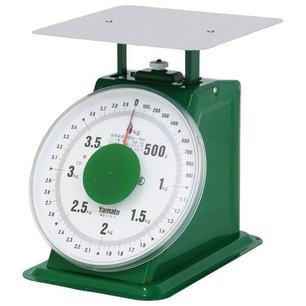 (業務用・上皿はかり)ヤマト 普及型上皿はかり SDX-4 4kg(入数:1)