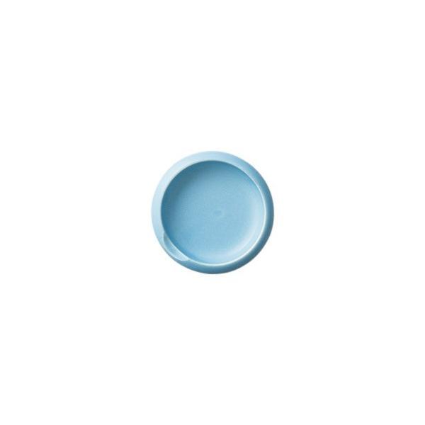 (業務用・丸皿)マカロン小皿パステルブルー(入数:5)