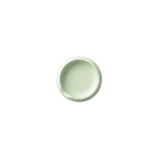 (業務用・丸皿)マカロン小皿パステルグリーン(入数:5)