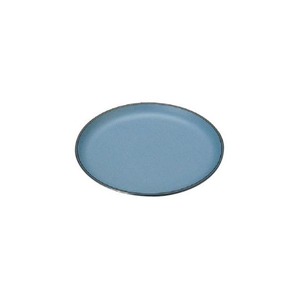 (業務用・丸)丸盆 ブルー 7.5寸(入数:5)