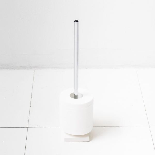 トイレットペーパーホルダー b2cセラミック/トイレットペーパースタンド(S)|sarasa-designstore