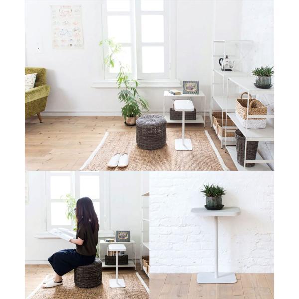 テーブル  サイドテーブル  ミニテーブル  ナイトテーブル b2c/シンプル ミニテーブルスクエア sarasa-designstore 06