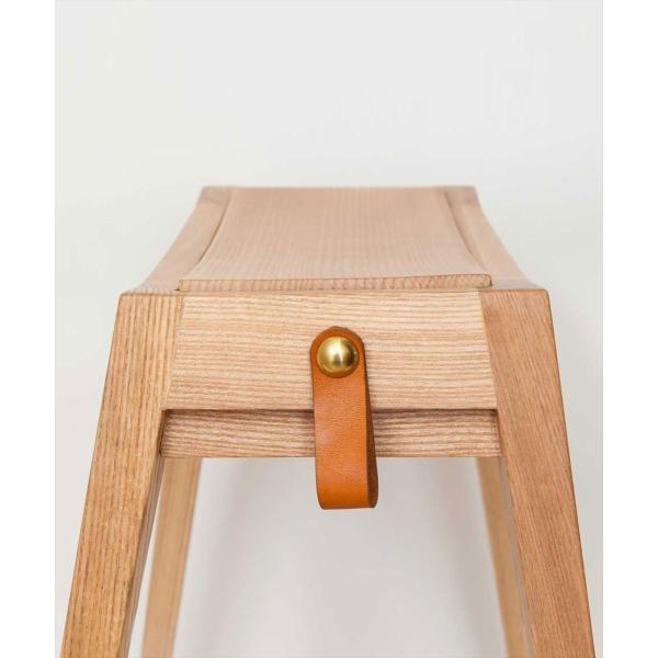 スツール 木製/b2cスタッキング・スツール(オーク)|sarasa-designstore|04