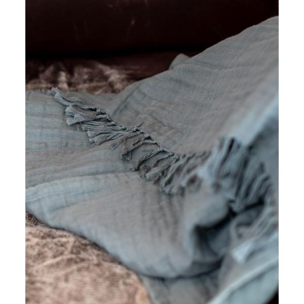 肌掛け お昼寝 肌掛け マルチケット ストール 丸洗い おしゃれ かわいい [b2c ガーゼケット インディアンコットン M・ハーフケット ]#SALE_SI|sarasa-designstore|08