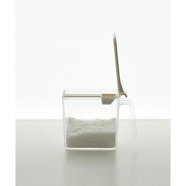 調味料入れ 容器 砂糖/塩 スパイスコンテナ|sarasa-designstore|02