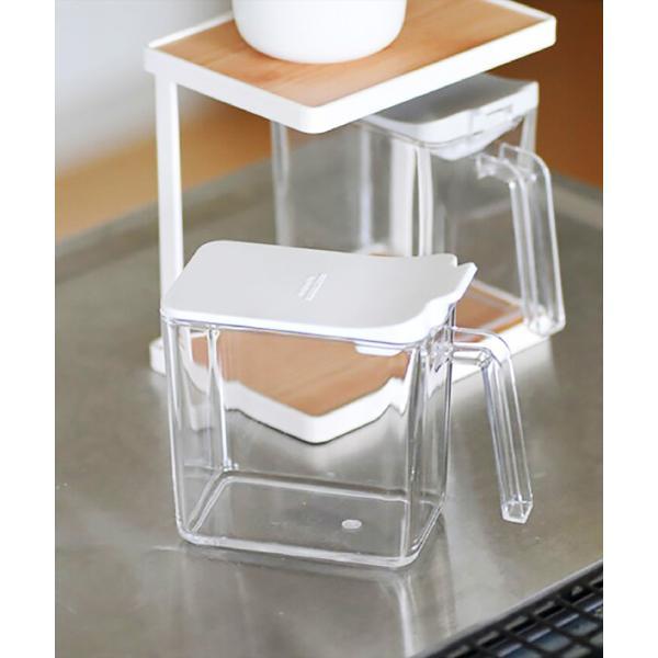 調味料入れ 容器 砂糖/塩 スパイスコンテナ|sarasa-designstore|03