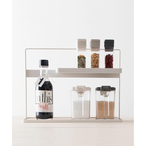 調味料入れ 容器 砂糖/塩 スパイスコンテナ|sarasa-designstore|04