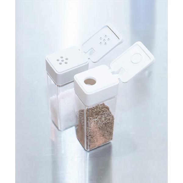 調味料入れ スパイスボトル(1ホール・6ホール) sarasa-designstore 04