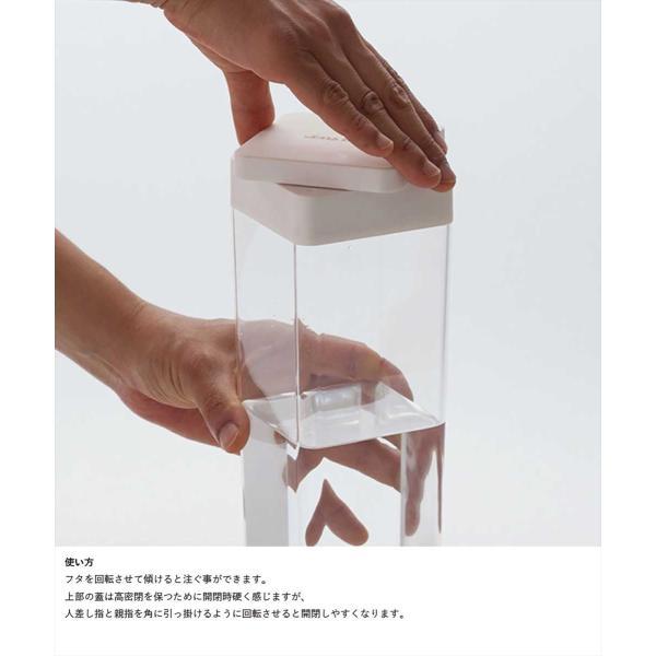 麦茶ポット ピッチャー 横置き b2cウォータージャグ|sarasa-designstore|02