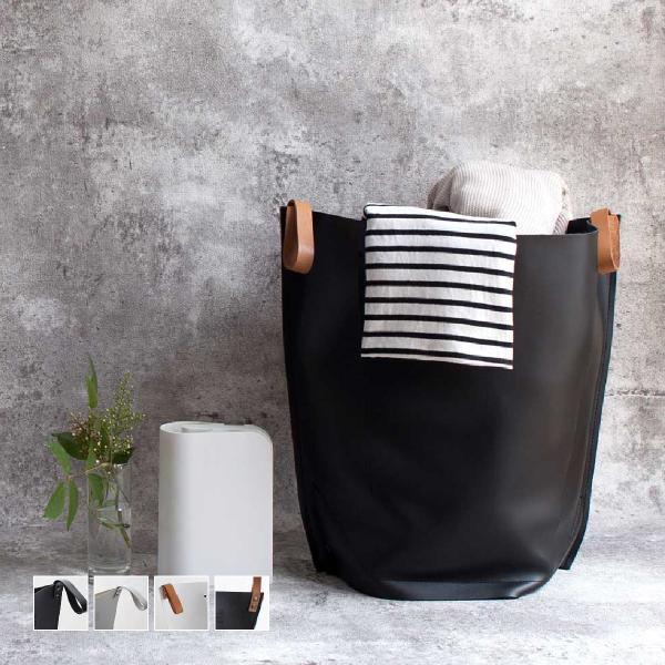 洗濯物入れ 脱衣かご 洗濯かご コインランドリー バッグ バスケット 折り畳み [b2c ランドリーバッグ]|sarasa-designstore