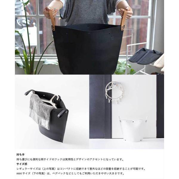 洗濯物入れ 脱衣かご 洗濯かご コインランドリー バッグ バスケット 折り畳み [b2c ランドリーバッグ]|sarasa-designstore|05