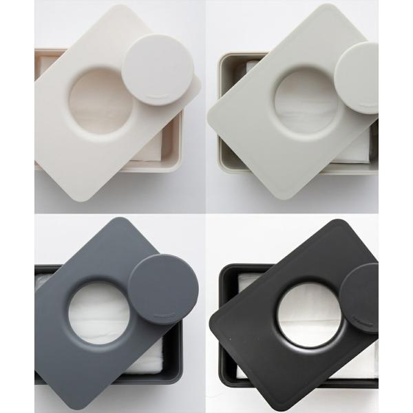 ウェットティッシュケース おしりふきケース b2c ウェットティッシュホルダー(シリコン蓋)|sarasa-designstore|03