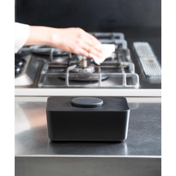 ウェットティッシュケース おしりふきケース b2c ウェットティッシュホルダー(シリコン蓋)|sarasa-designstore|06