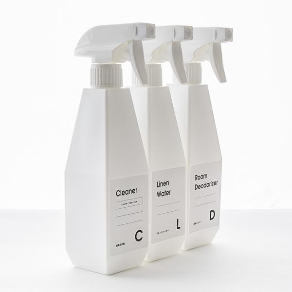 詰め替え スプレーボトル 霧吹き トリガー/b2c スプレーボトル(500ml)