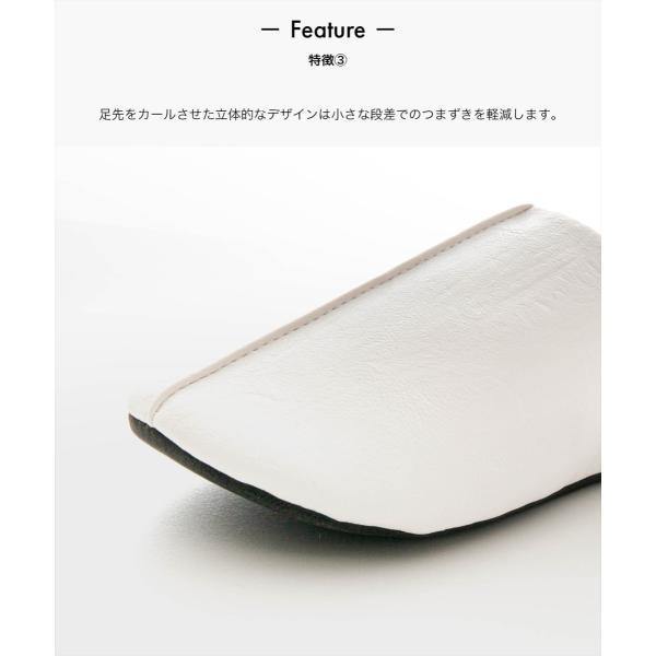 スリッパ ルームシューズ バブーシュ b2cマエストロ(メンズ・レディース)|sarasa-designstore|06