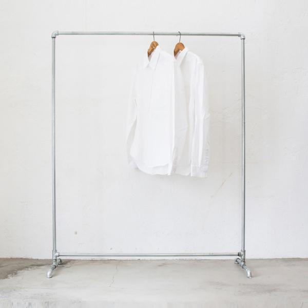 コートハンガー ハンガーラック / パイプハンガー Lサイズ|sarasa-designstore