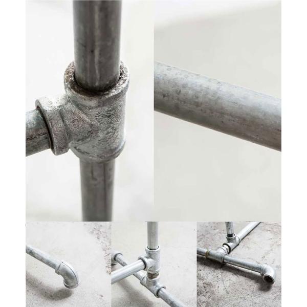 コートハンガー ハンガーラック / パイプハンガー Lサイズ|sarasa-designstore|02