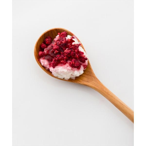 木 木製 ウッド 天然 カトラリー 食器[メール便可|b2c チークスプーン S]|sarasa-designstore|03