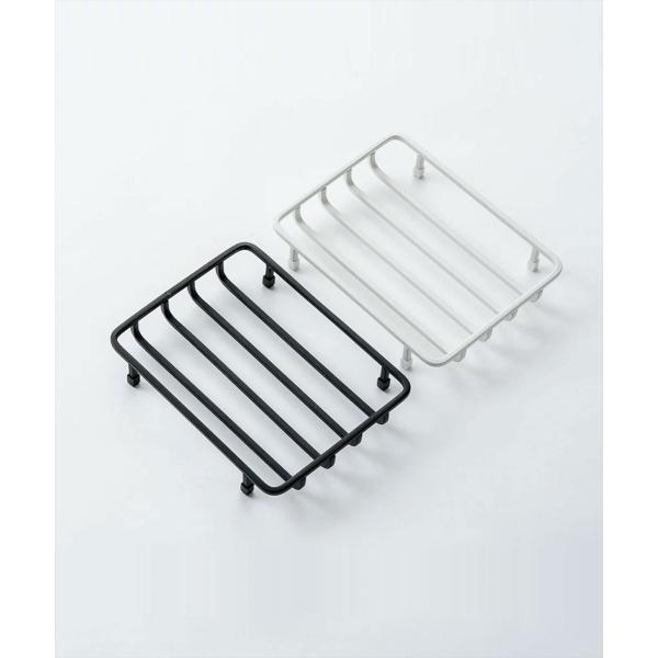 メール便対応|石鹸置き せっけん置き b2cバスワイヤー/ソープディッシュ|sarasa-designstore|02