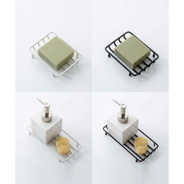 メール便対応|石鹸置き せっけん置き b2cバスワイヤー/ソープディッシュ|sarasa-designstore|03