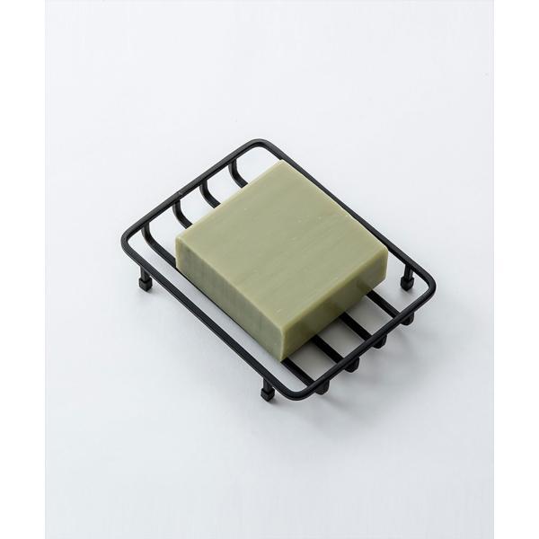 メール便対応|石鹸置き せっけん置き b2cバスワイヤー/ソープディッシュ|sarasa-designstore|05