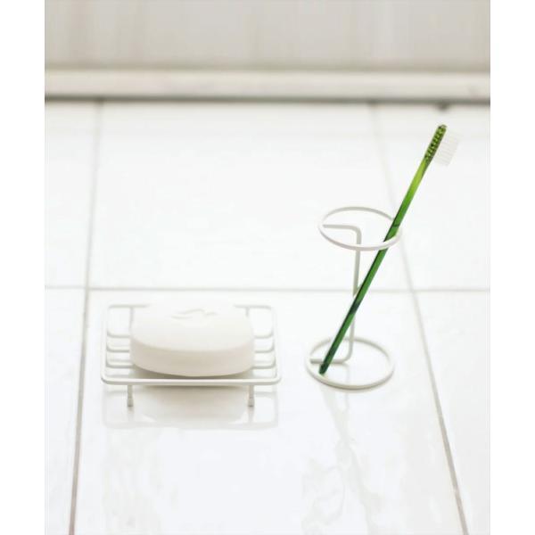 メール便対応|石鹸置き せっけん置き b2cバスワイヤー/ソープディッシュ|sarasa-designstore|06