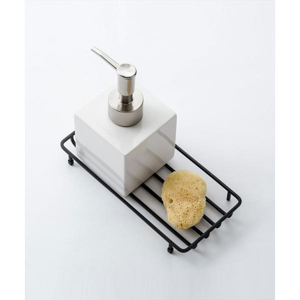 メール便対応|石鹸置き せっけん置き [ b2cバスワイヤー/トレー ]|sarasa-designstore|05