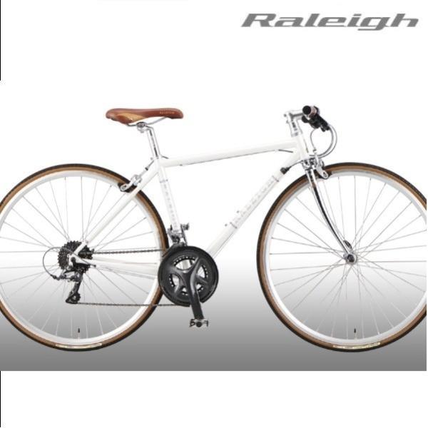 (販売価格は問い合わせ後お知らせします)RALEIGH ラレーRFC Radford Classic ラドフォード クラッシック バイク /2021モデル/パールホワイト
