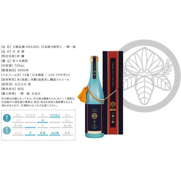 刀剣乱舞-ONLINE- 日本酒刀剣男士 一期一振|sasaki-uc|02