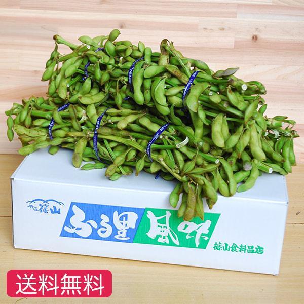 丹波黒枝豆 丹波篠山産(1kg×5束)
