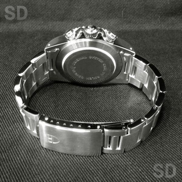 【中古】 チュードル メンズ クロノタイム (Ref:79170) シルバー satindollwatch 04