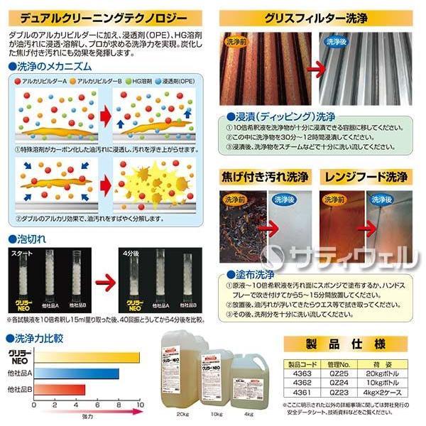 【送料無料】【あすつく対応】横浜油脂工業 グリラー NEO 20kg|satiwel-y|05