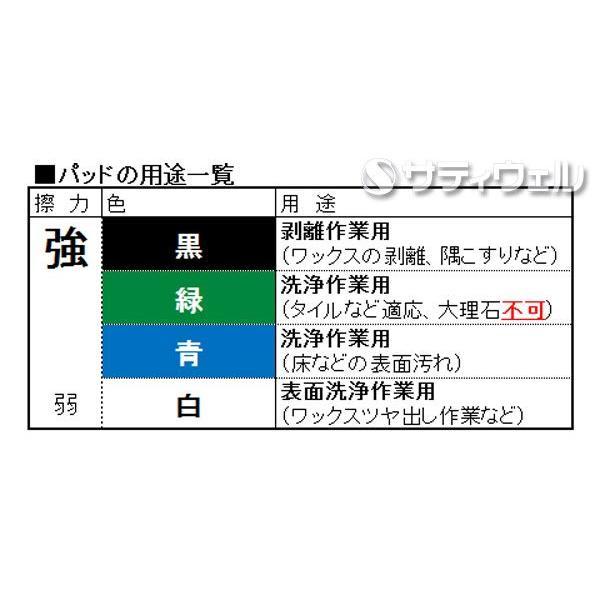 3M ハンドブラシ 黒 10個セット satiwel-y 03
