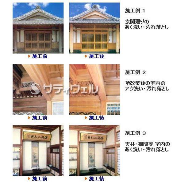 【送料無料】【医薬用外劇物】ミヤキ アクロンABセット 4L satiwel-y 04