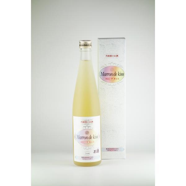 マロンデキッス 500ml 日本酒 リキュール|satozake
