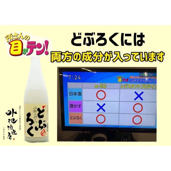 TVで紹介 日本酒 山郷のめぐみ どぶろく 600ml 2本セット 酒蔵から直送|satozake|05