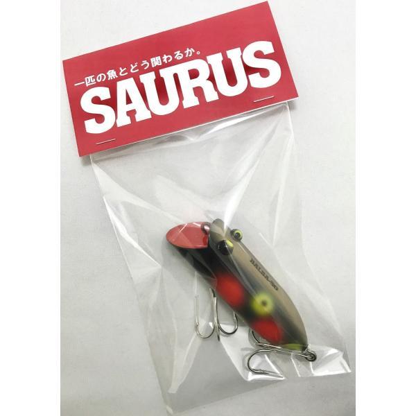 【New color】アンクルスミス・セラフ ゴールドバック ブラックパロット|saurus-direct-shop|07