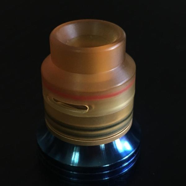 Goon LP RDA 528 Custom 24 Color:Gold / グーン LP RDA 24mm 528カスタムゴールド*正規品*|saurusking|06