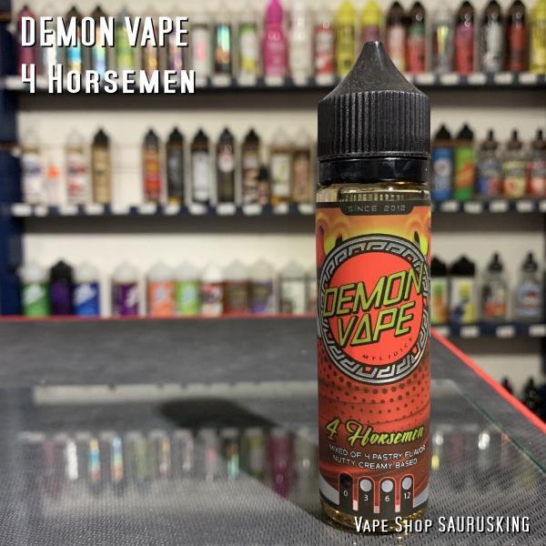 Demon Vape 4 Horsemen / タバコ系|saurusking