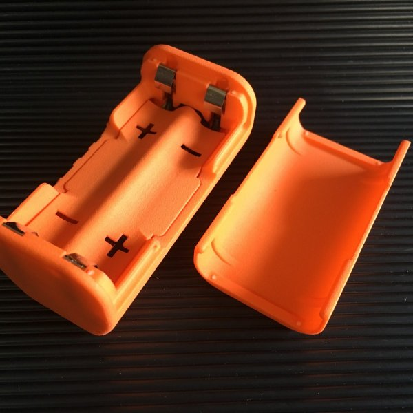 Boxer Mod Classic 167W DNA250 by Ginger Vaper / Orange ボクサー クラシック DNA250チップ搭載 オレンジ*正規品*VAPE BOX MOD saurusking 04