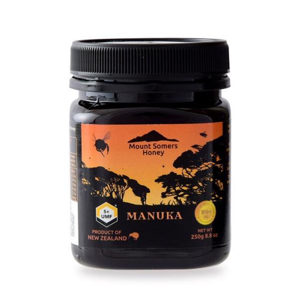 [250g×1個] ニュージーランド産マヌカ蜂蜜UMF5+ 送料無料 マヌカハニー 賞味期限2020年7月