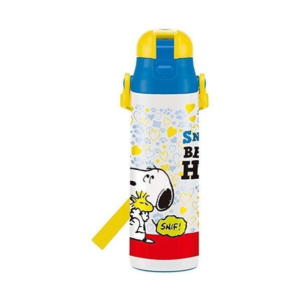 ロック付ワンプッシュダイレクトボトル 580ml スケーター 子供用 超軽量 保冷 直飲み ステンレスボトル|sawadaya-net|07